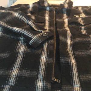 Vans Jackets & Coats - Vans Zip-up Flannel